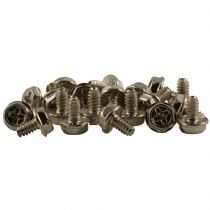Pack of 20 Computer Screws 6-32 x 6mm in length